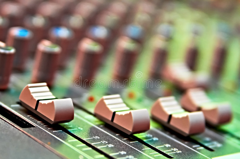 Download Equipment for record stock image. Image of level, music - 5362355