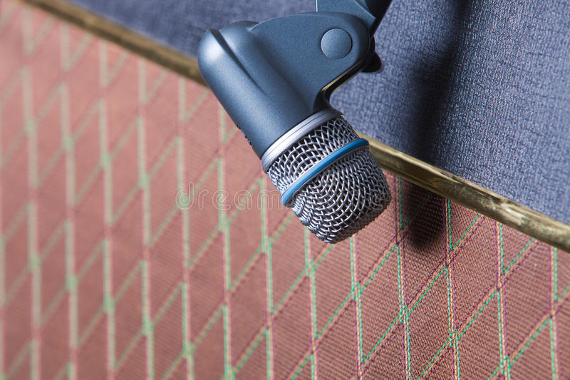 Equipment In Recording Studio Royalty Free Stock Images