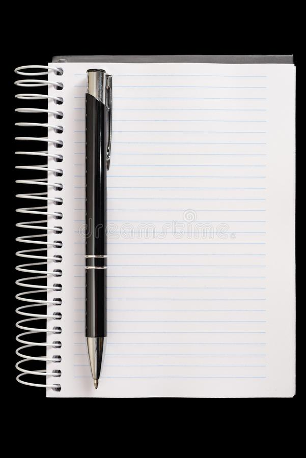 Equipment for reminders, study or work. royalty free stock images