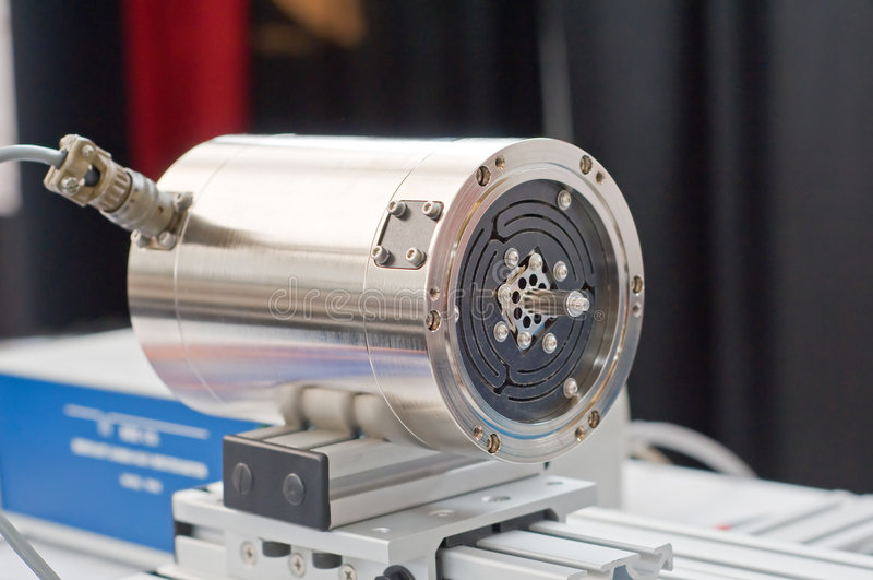 Equipo científico de la precisión imagen de archivo libre de regalías