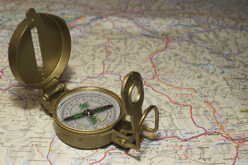 Equipo de los viajeros imagen de archivo libre de regalías
