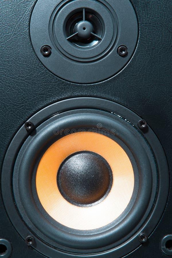 Equipo de sistema audio imágenes de archivo libres de regalías