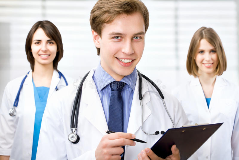 Equipo médico fotos de archivo libres de regalías