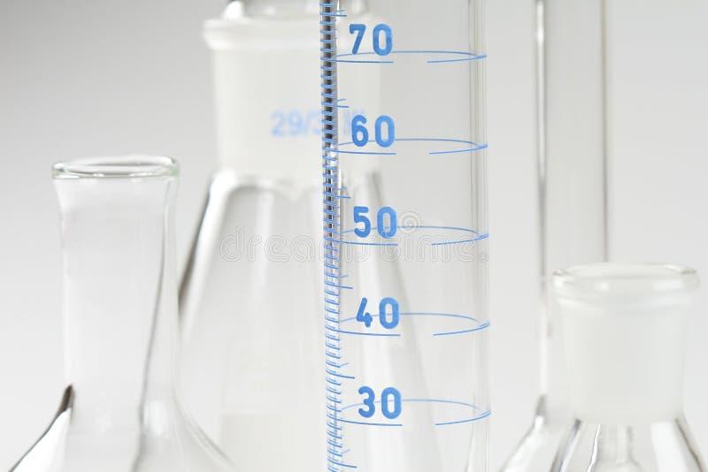 Equipos de la química fotografía de archivo libre de regalías