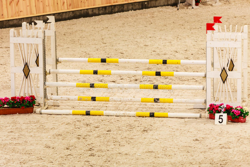 equitation Препятствие для скача лошадей стоковые изображения rf