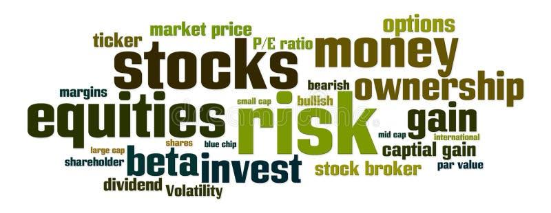 Download Equities Stocks Risk stock illustration. Illustration of beta - 16447248