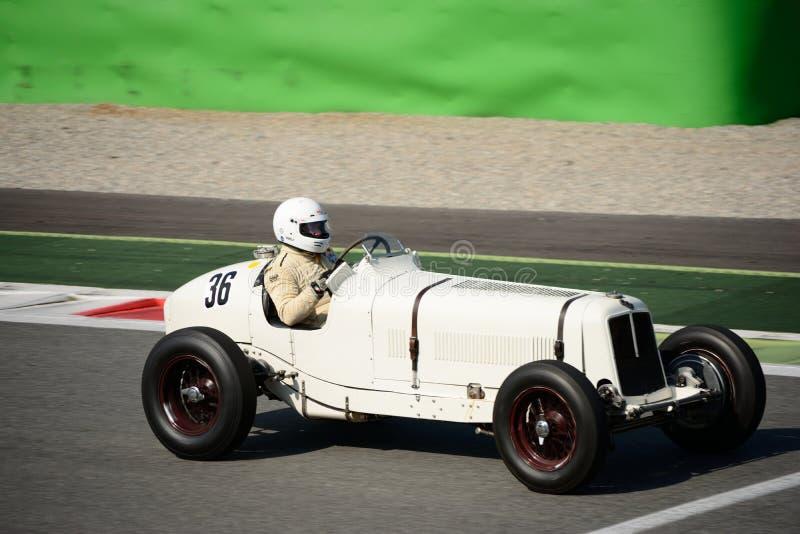 1936 ERA R9B Grand Prix car stock photos