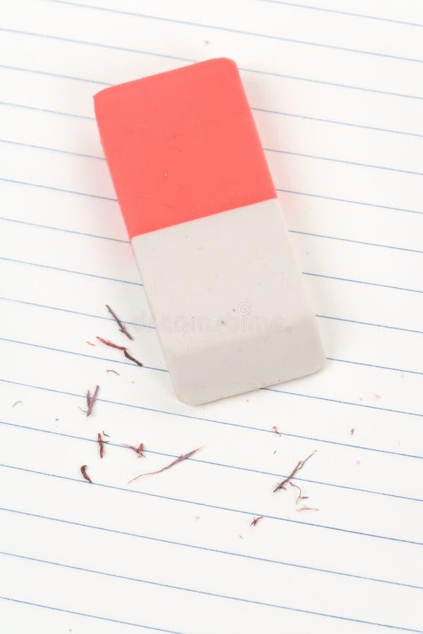 Eraser immagini stock