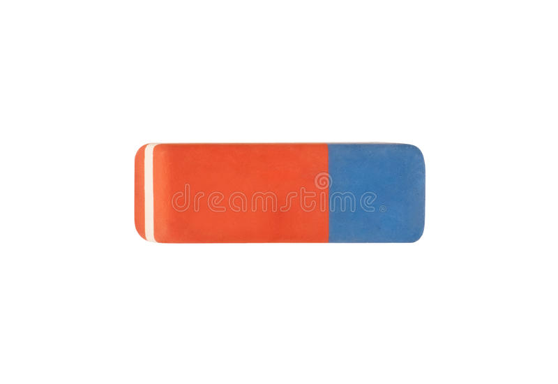 eraser photo stock