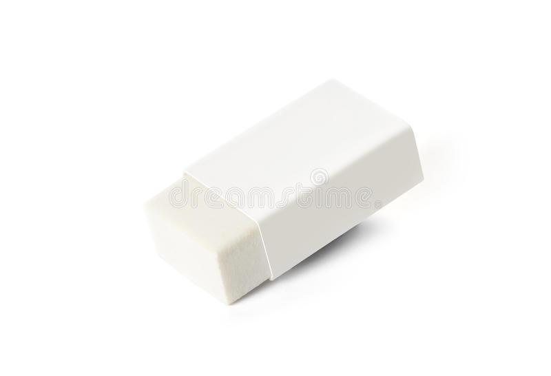 eraser photographie stock