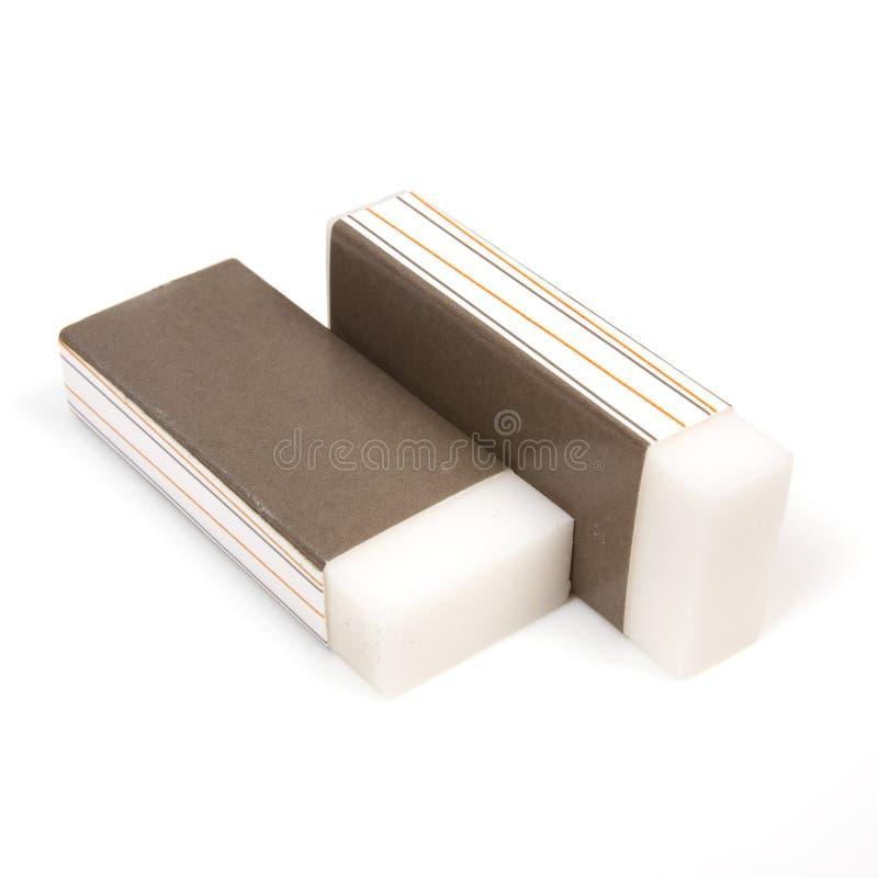 Eraser o gomma fotografia stock