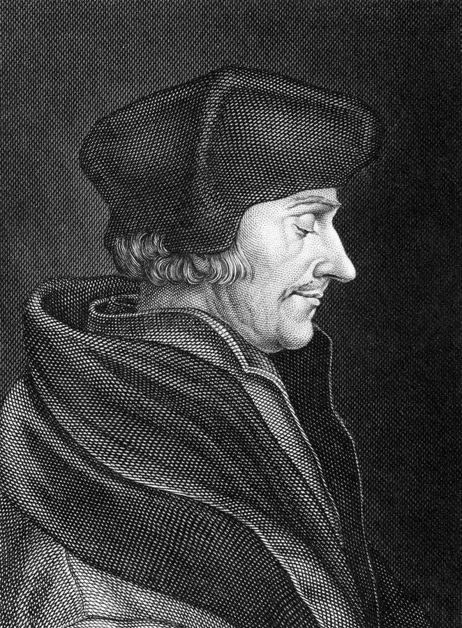 Erasmus στοκ εικόνα