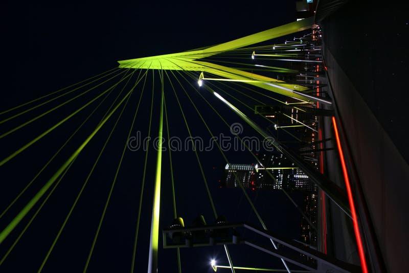 Free Erasmusbridge At Night Stock Photography - 32368862