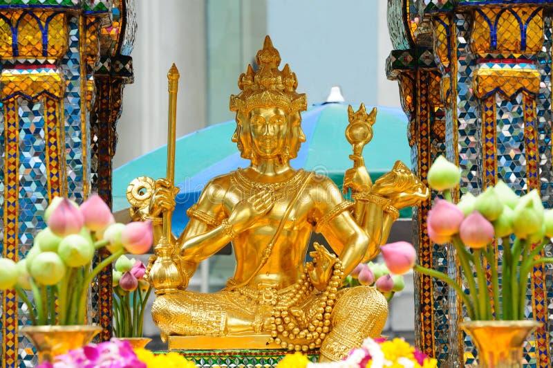 Erawan Shrine royalty free stock photo