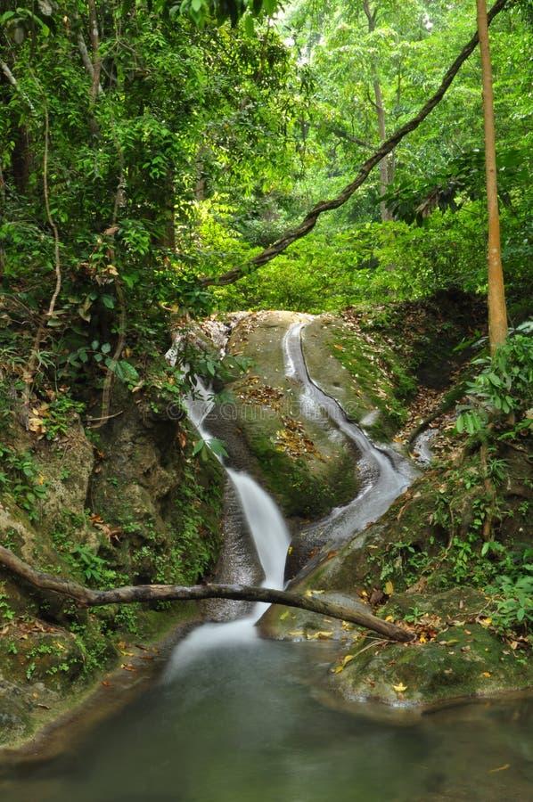 Download Erawan Waterfall In Thailand Stock Image - Image: 23809867