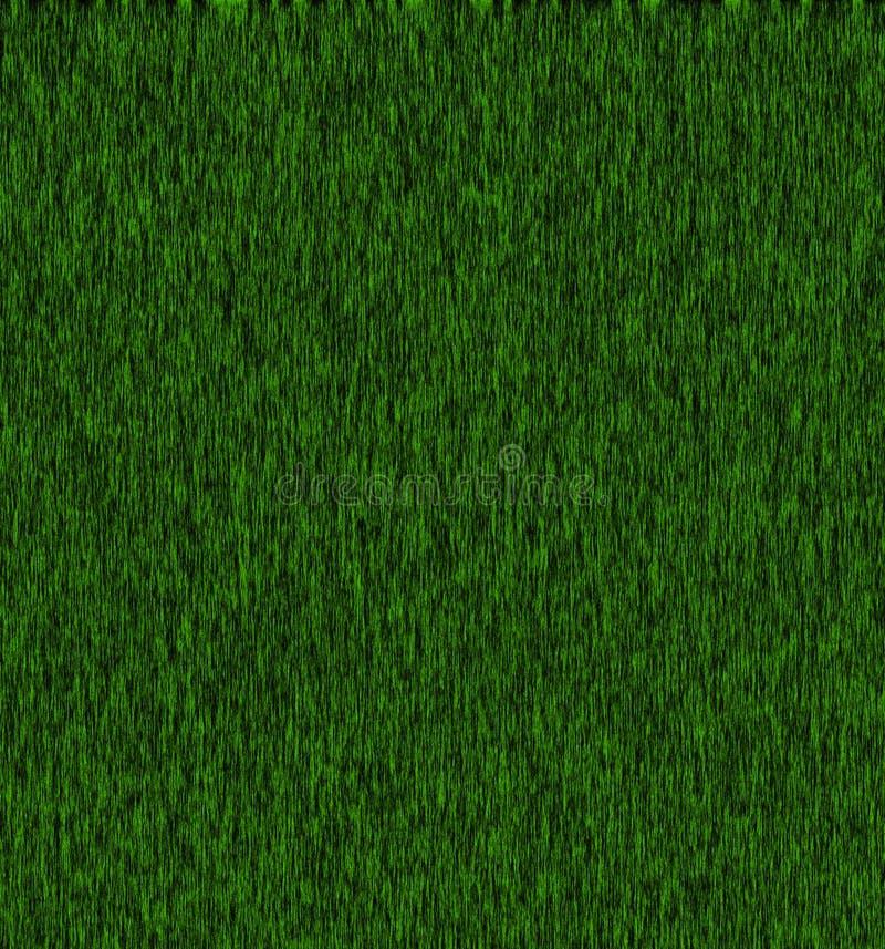 Erba molto verde illustrazione di stock