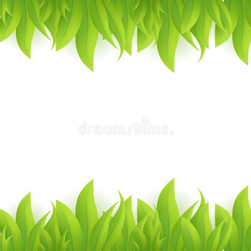 Erba verde, vettore royalty illustrazione gratis