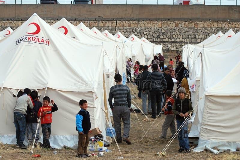 Erdbeben in der Türkei stockfotografie
