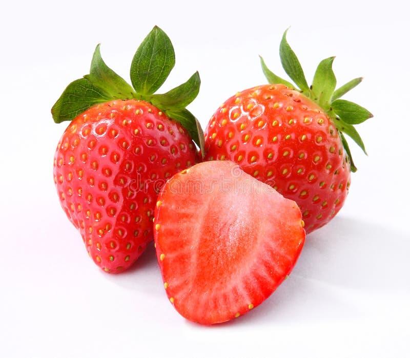 Erdbeere lizenzfreie stockfotografie