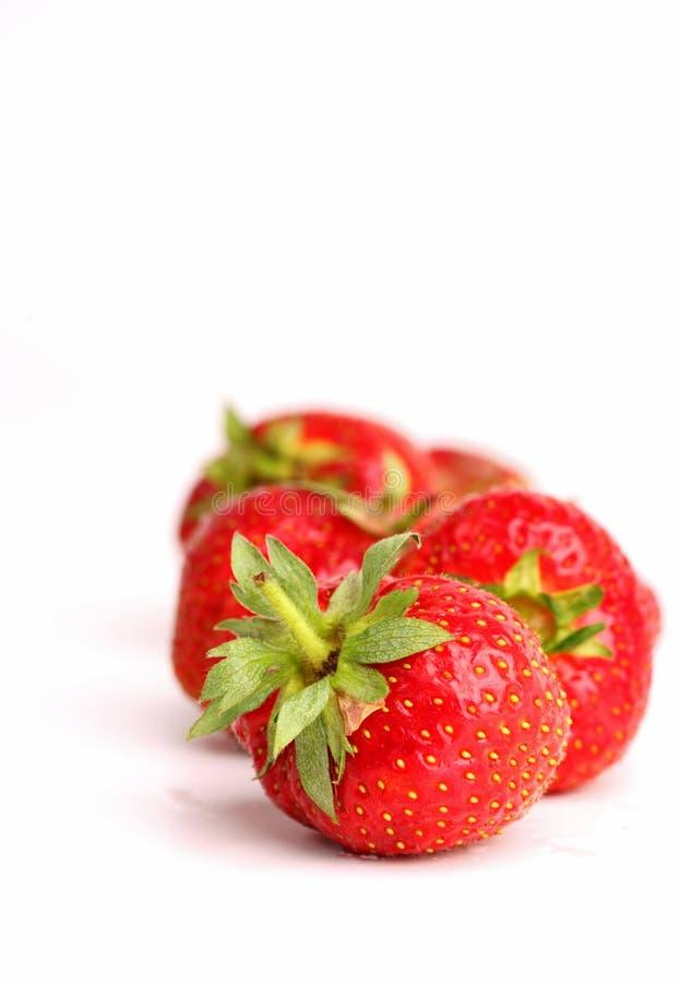 Download Erdbeere stockbild. Bild von organisch, betrieb, nachricht - 26364683