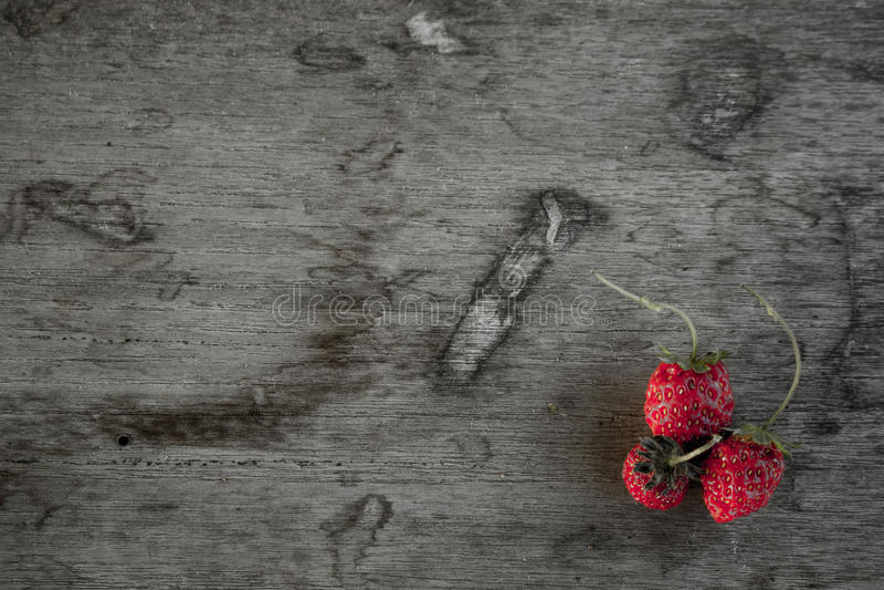 Erdbeere 03 lizenzfreies stockbild