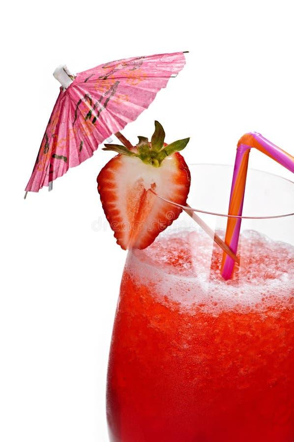 Erdbeere Daiquiri lizenzfreie stockfotografie
