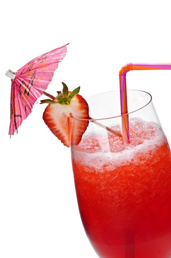 Erdbeere Daiquiri lizenzfreie stockfotos