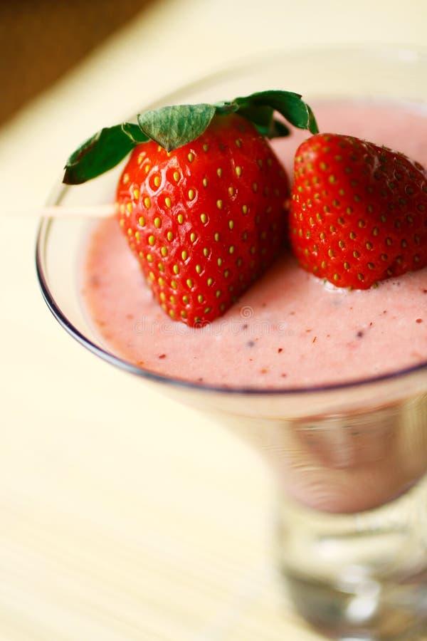 Erdbeere Daiquiri stockfotografie