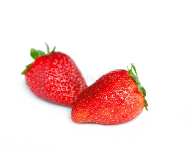Erdbeeren 1 stockfotos