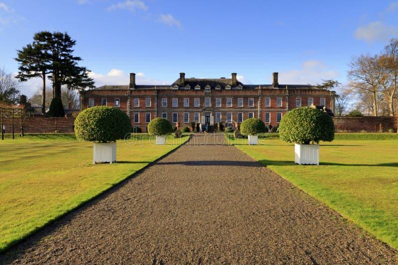 Erddig Hall zdjęcia royalty free