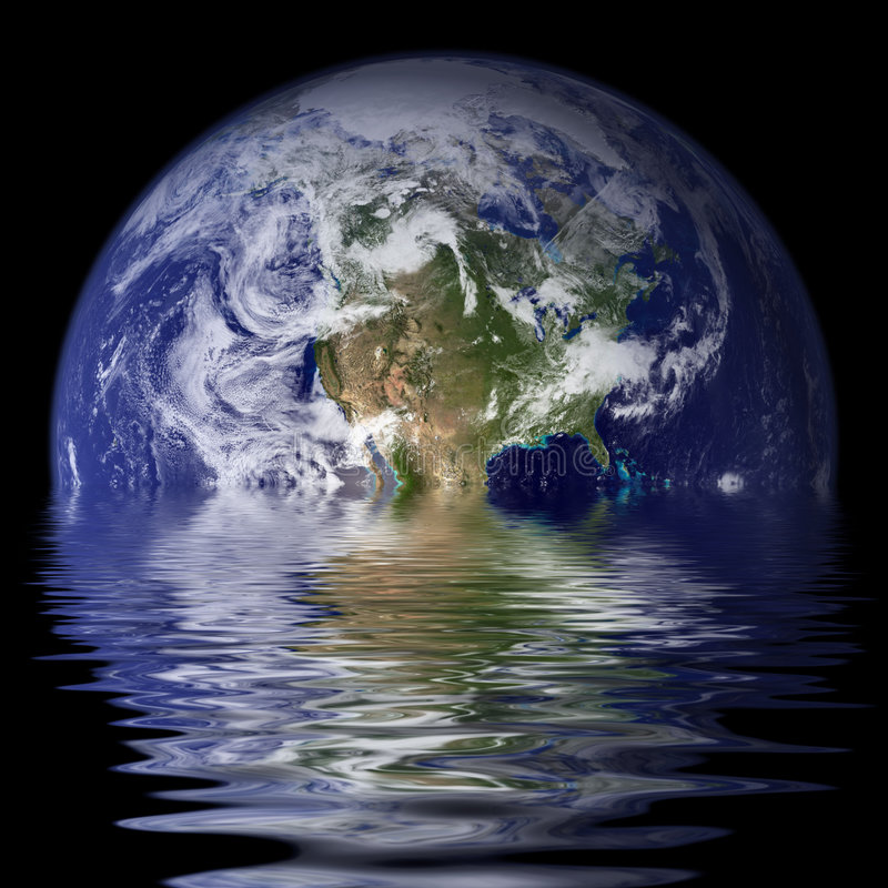Erde lizenzfreies stockbild