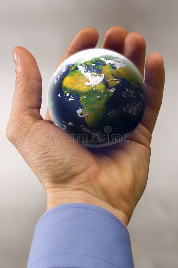 Erde lizenzfreie stockfotografie