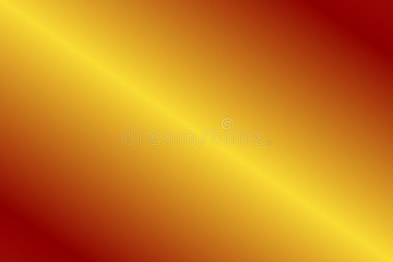 Erde-Ton-Streifen stock abbildung