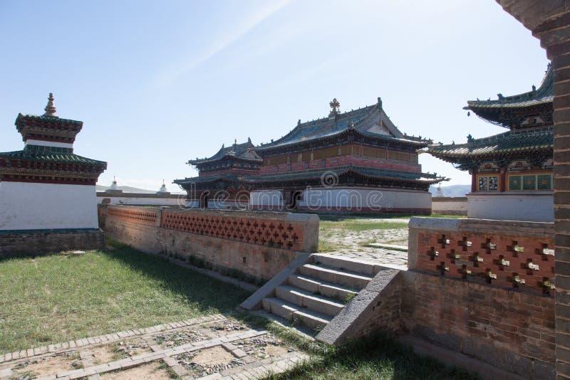Erdene祖 库存照片