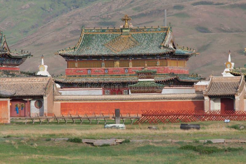 Erdene祖 免版税库存照片