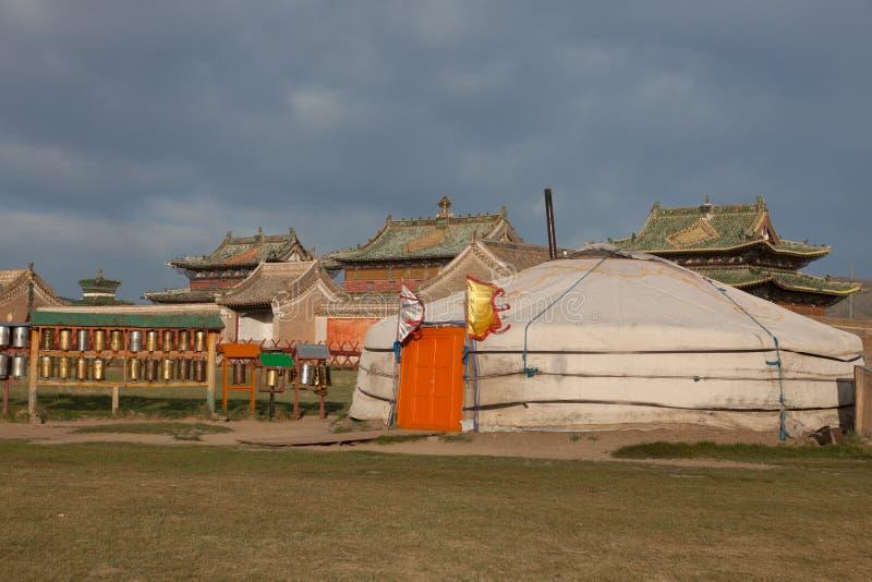Erdene祖 库存图片