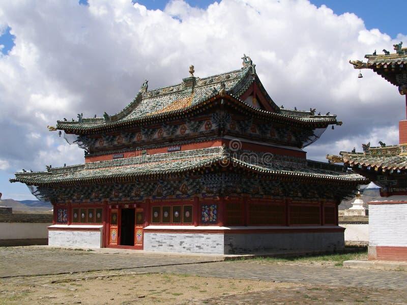 Erdene Zuu修道院 免版税库存图片