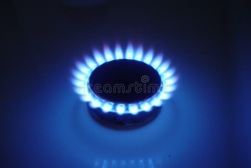 Erdgas lizenzfreies stockfoto