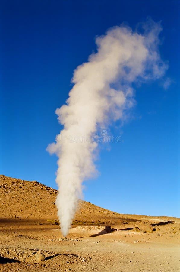 Erdgas, Bolivien lizenzfreie stockfotografie