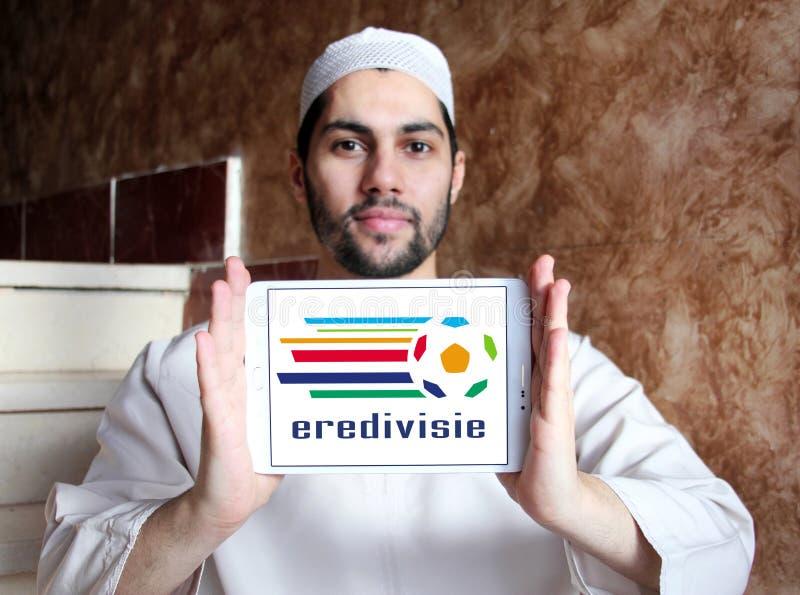 Eredivisie soccer logo royalty free stock photo