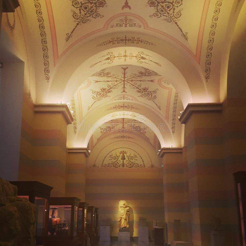 Eremitboningmuseum royaltyfri foto