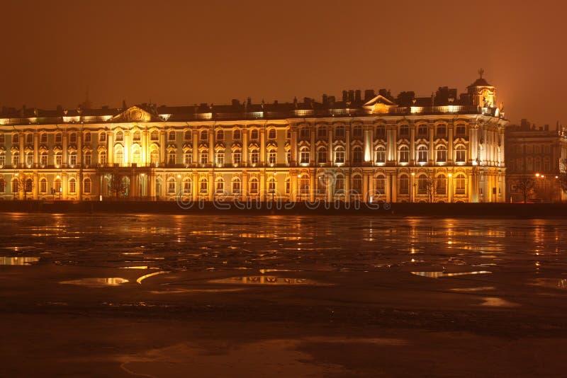 Eremu muzeum święty Petersburg zdjęcie royalty free