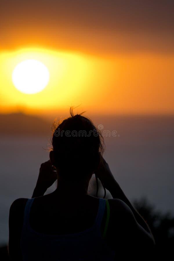 Erfassen Sie den Moment, Korsika stockfotografie
