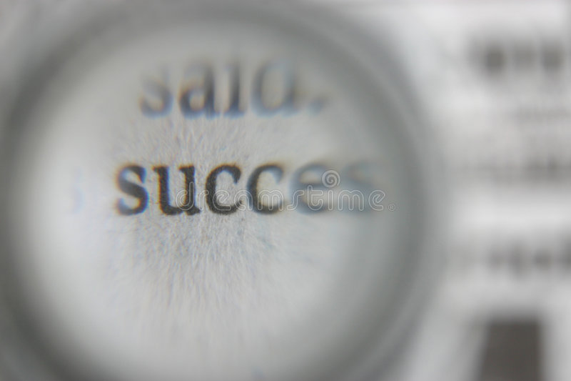 Erfolg stockbild