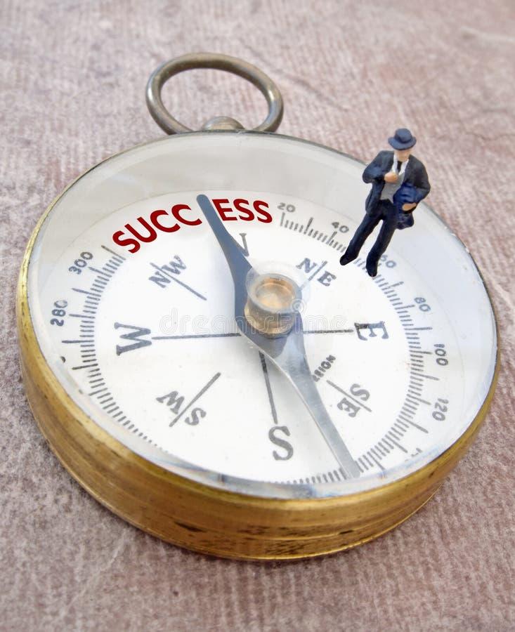 Erfolg lizenzfreies stockbild