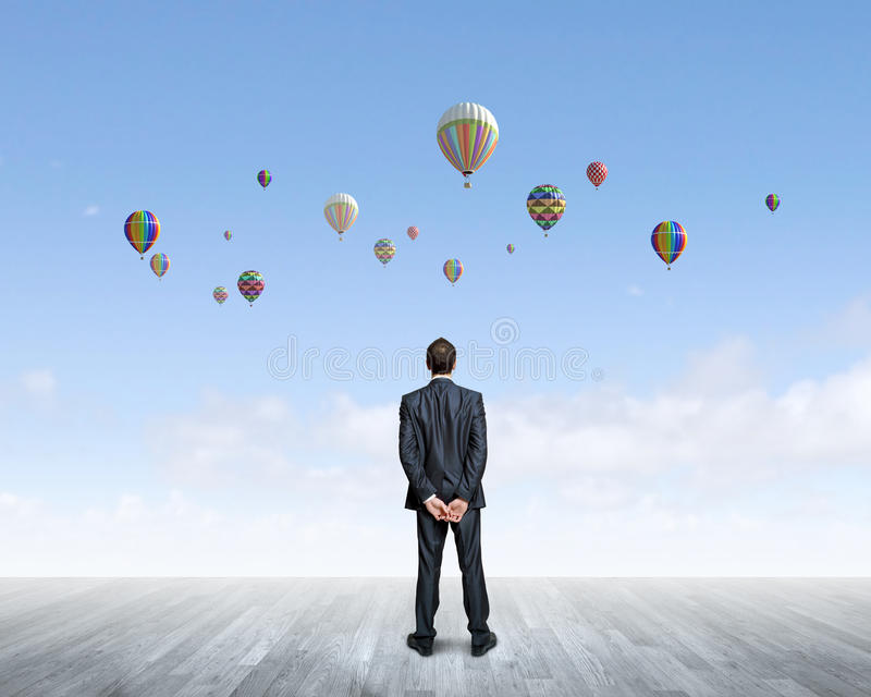 Erfolg im Geschäft stockfotos