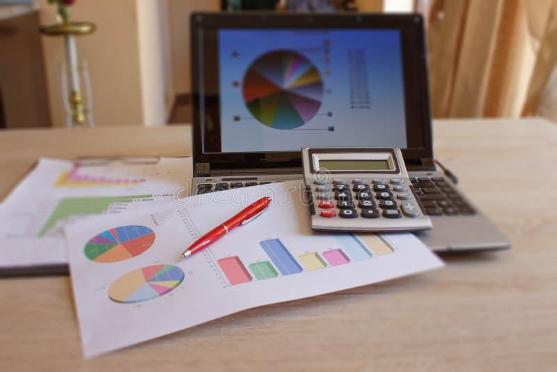 Erfolgreiche Hauptgeschäftsideen Schaffung eines Unternehmensplans stockbilder