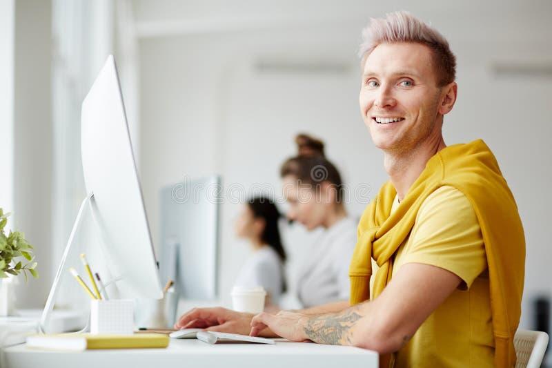Erfolgreicher Manager stockfotos