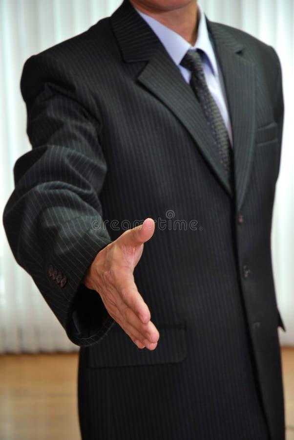 Erfolgreicher Manager. stockfotos