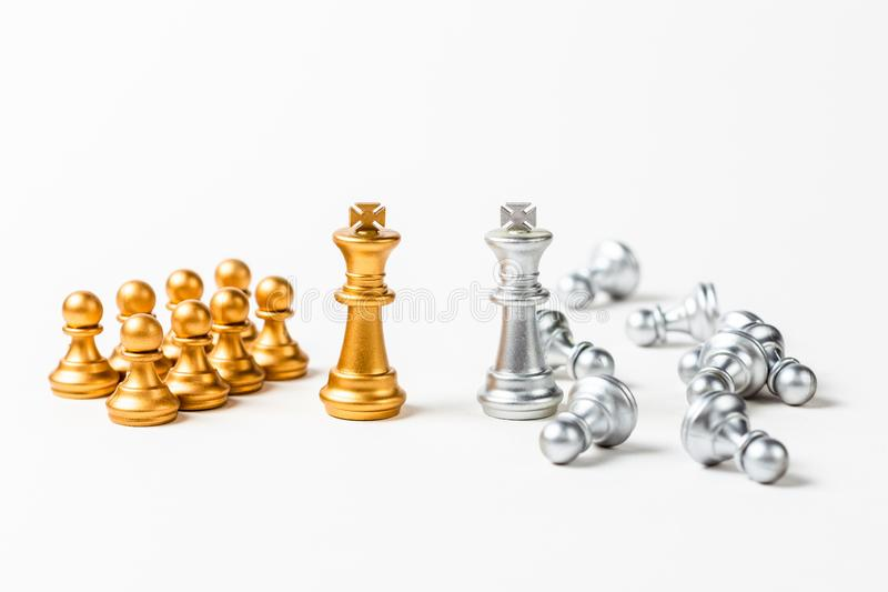 Erfolgs-und Ausfallungs-Führer lizenzfreies stockbild
